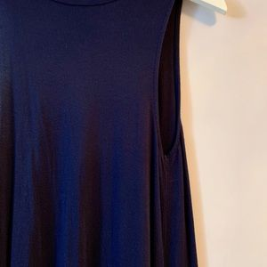 American Eagle Outfitters Dresses - Navy AE T-Shirt Dress
